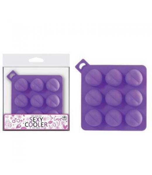 BASE PARA HIELOS SEXY COOLER PURPLE