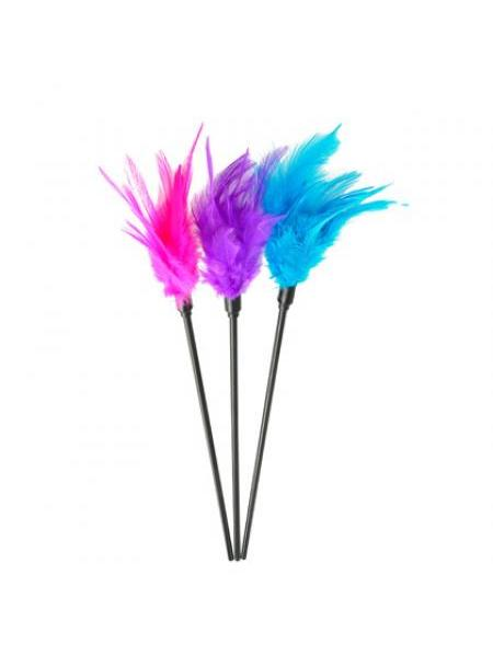 PLUMERO FEATHER STICK